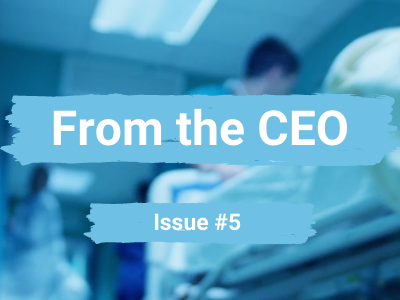 The Future of Hospitalist Staffing — Issue #5